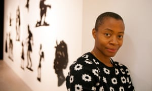 Kara Walker: a universe of black magic