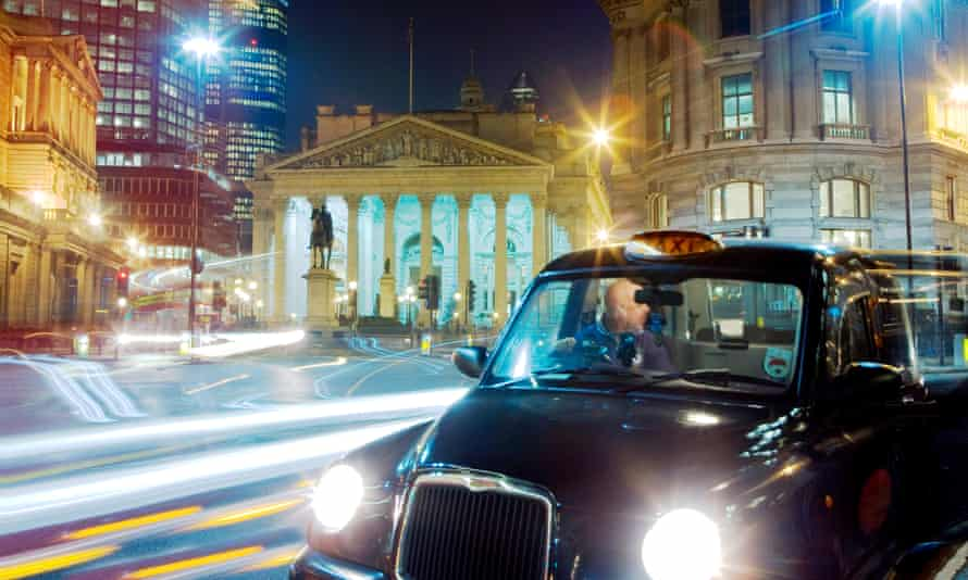 All London black cabs to take card payments from October