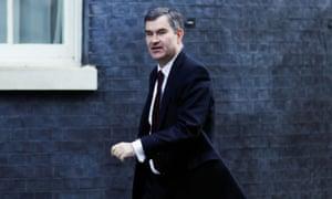 Britain's justice secretary, David Gauke