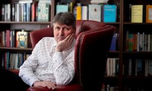 'Language becomes a defence mechanism' ... Simon Armitage.