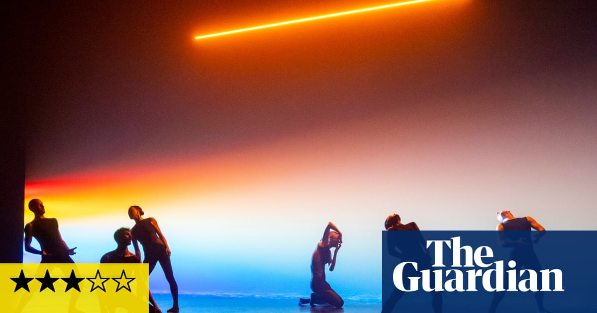 Alexander Whitley: Overflow review – watch out for the bodyscanners!