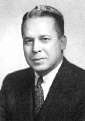 Edwin A Morris, the founder of Blue Bell Inc which launched Wrangler jeans.