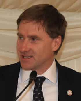 Steve Brine MP.