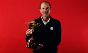 Steve Stricker, who has been named Ryder Cup captain for 2020, led the USA to victory at the 2017 Presidents Cup.