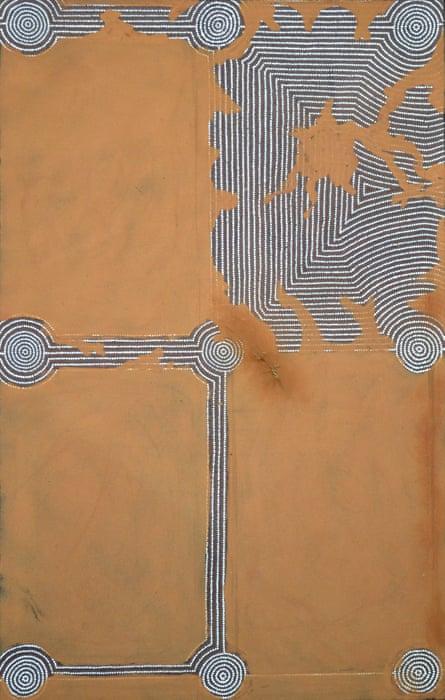 Maralinga, by Jonathan Kumintjarra Brown.