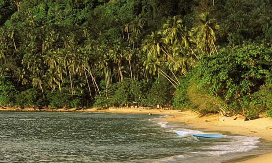 Tekek beach,  Tioman Island Malaysia