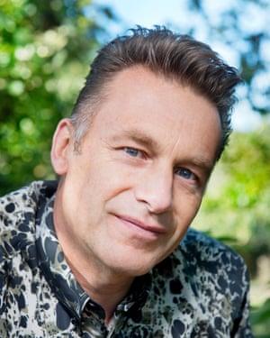 Broadcaster Chris Packham