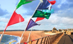On Chesil Beach: but will merging Dorset's nine councils into just two bring a chill wind to the county?