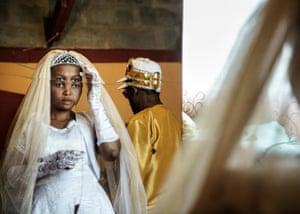 Angel the Prophetess and Hlongwane preparing to get married in 2016