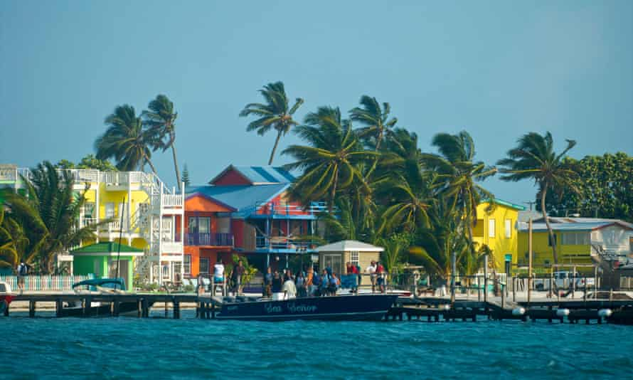 Belize, where Lord Ashcroft was a tax exile.