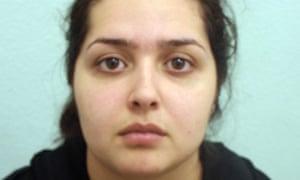 Fatima Khan, 20,