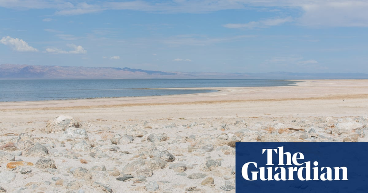 'The air is toxic': how an idyllic California lake became a nightmare