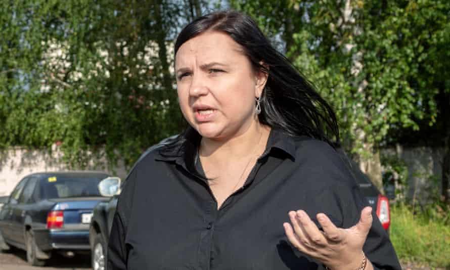 Lawyer Irina Biryukova