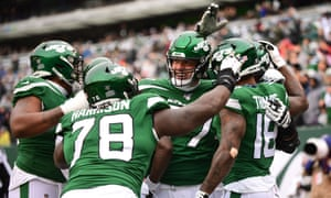The New York Jets: suddenly not terrible