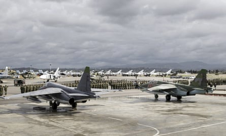 The Russian deployment in Syria is one of the factors that have led the US to see the Russian military as 'the greatest array of threats to US interests'.