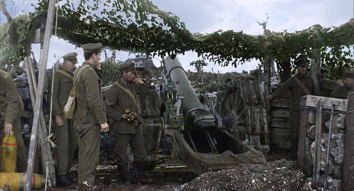 They Shall Not Grow Old review – an utterly breathtaking journey