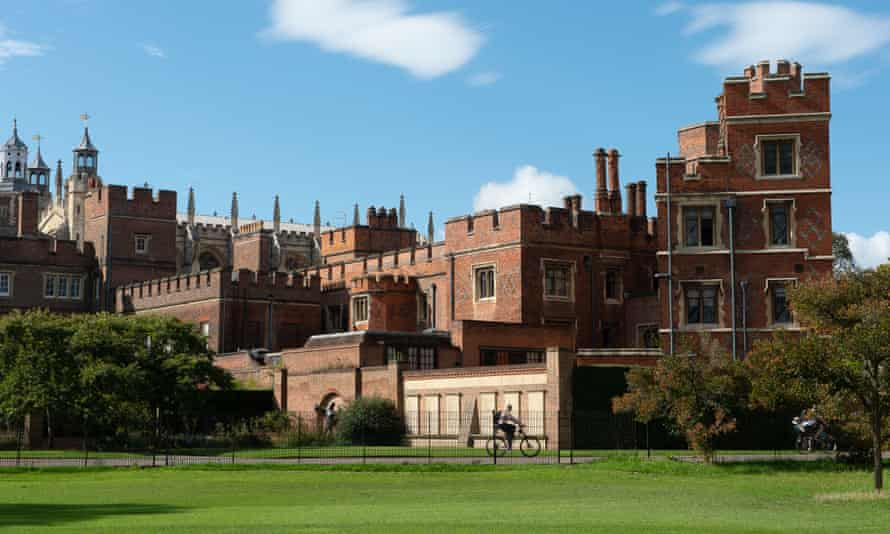 Eton College, Windsor, Berkshire.