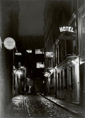 Passage de Clichy 1930-1932