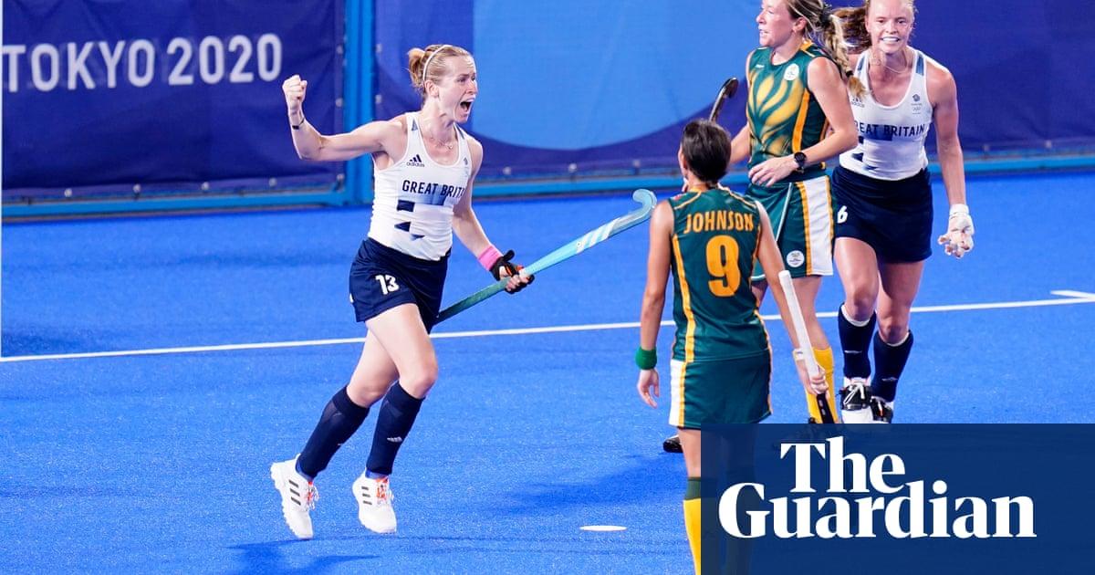 Team GB: Women's hockey team hit back, Burgess misses canoeing bronze