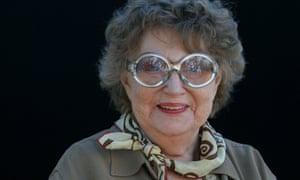 Muriel Spark in 2004.