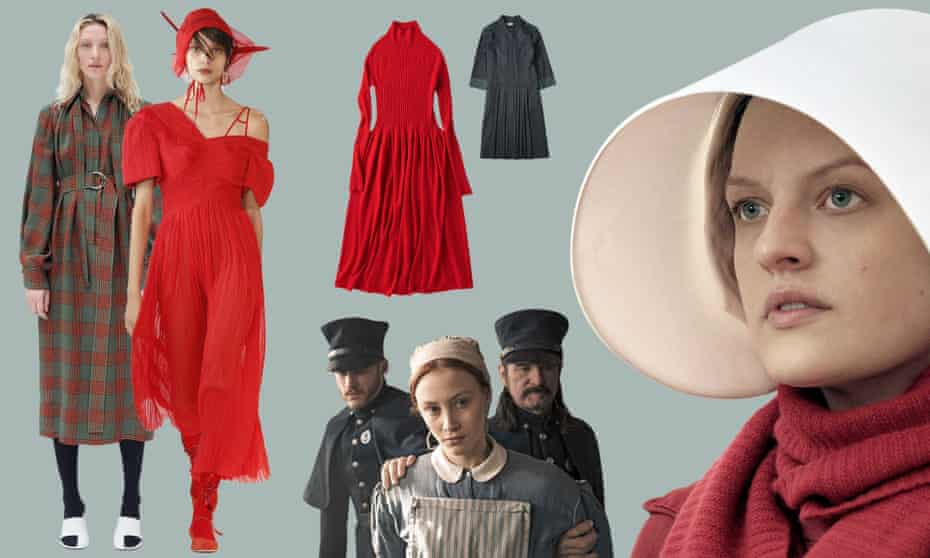 The year has seen the screen wardrobes in Alias Grace and The Handmaid's Tale have a major impact on the style agenda