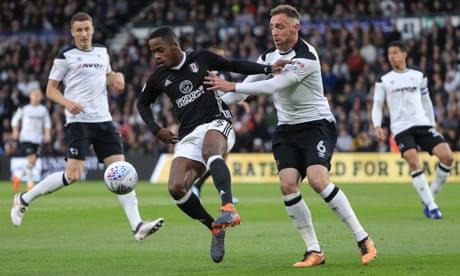 Fulham try to lift onus off Ryan Sessegnon in bid to overhaul Derby