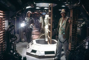 Alien, 1979Designed many of the spacecraft's interior sets