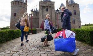 Castles in the sky: 'Every fraught, imperfect family holiday has weird, luminous highlights.'
