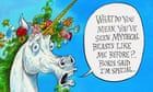 Always look a Tory gift unicorn in the mouth – cartoon   Chris Riddell
