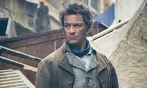 Dominic West as Jean Valjean in Les Misérables