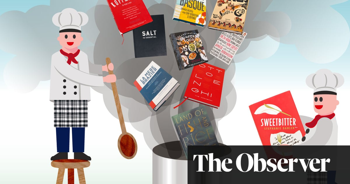 50ac0616 The 20 best food books of 2016 | Books | The Guardian