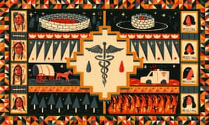 Trauma is at the root of the issues that translate into the poor health outcomes characteristic of American Indians.