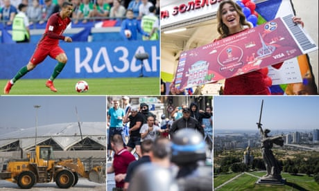 100 days to the World Cup: how is Russia 2018 shaping up?