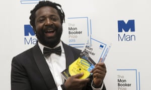 The winner of the 2015 Man Booker prize, Marlon James