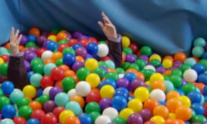 Children's ball pits – soft play haven or 'hive of germs