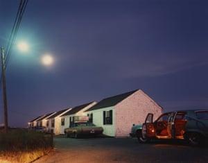 Joel Meyerowitz Red Interior, Provincetown, Massachusetts, 1977