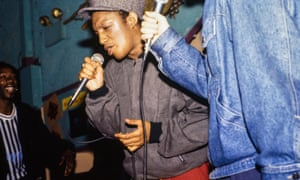 Massive Attack with Tricky in concert, SOBs, New York City, 30 October 1991.