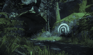A lost sector is marked in the EDZ. For the unobservant, they're also on the in-game map.