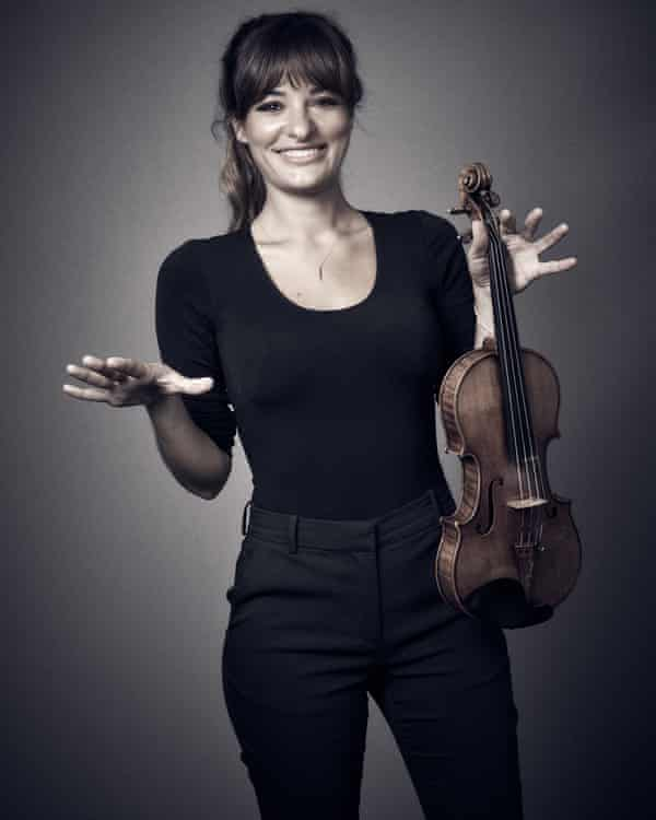 The making of music is healing, invigorating, exhausting, all-consuming ... Nicola Benedetti.