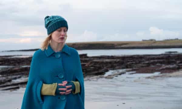 Amy Liptrot on Orkney.