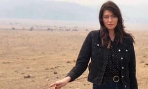ABC journalist Lily Mayers
