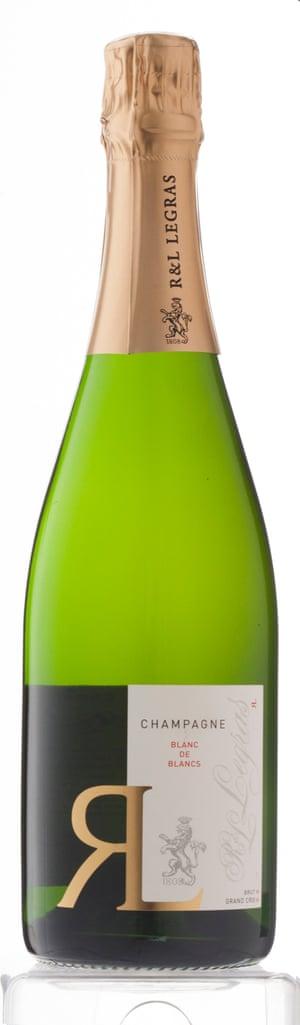 R&L Legras Blanc de Blancs Brut Grand Cru Champagne.
