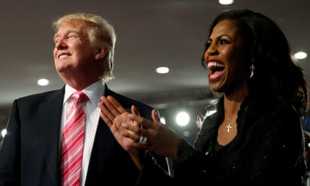 Without Manigault-Newman, Trump appears to have no black senior advisers in public-facing White House roles.