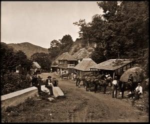 Gordon Town, Jamaica. J.W. Cleary, 1891