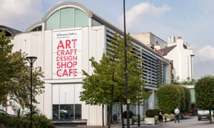 the Millennium Gallery and Museum in Sheffield