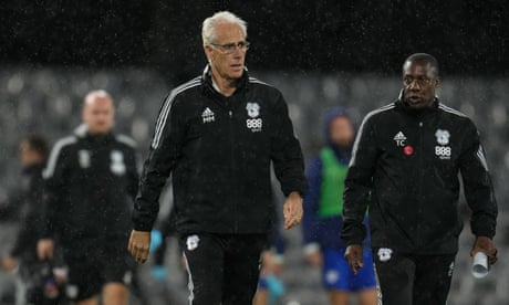 Mick McCarthy on borrowed time as Cardiff battle to end slump