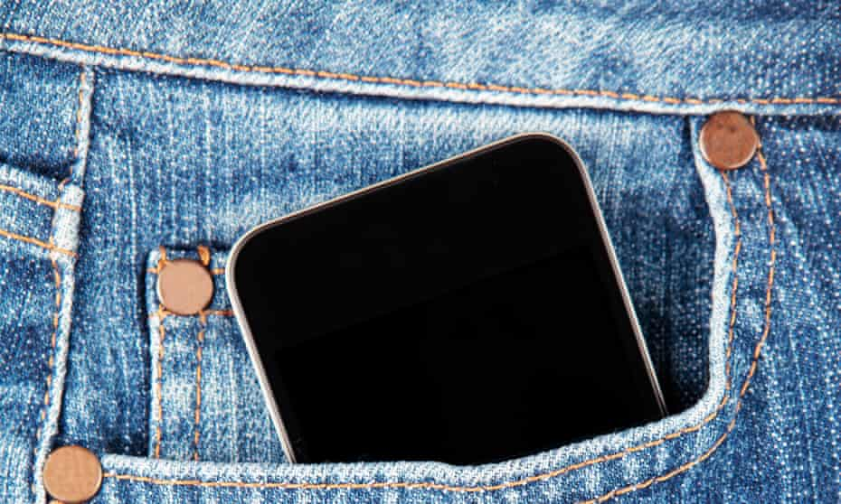 Not so smart phone … new research has found a link between mobile phones and fertiltiy