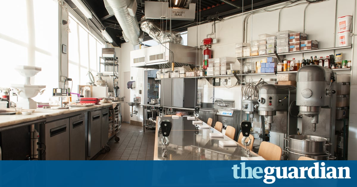 U P At Dominique Ansel Kitchen Restaurant Review Life And Style The Guardian