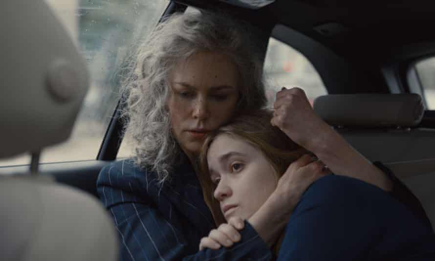 Nicole Kidman and Campion's daughter Alice Englert in the new series of Top Of The Lake.