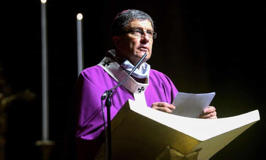 France's top bishop, Éric de Moulins-Beaufort